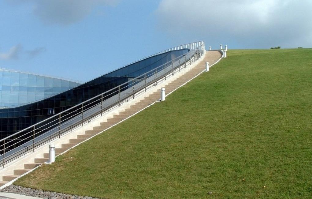 Instalación Sistema Integral Impermeabilización cubiertaecológica