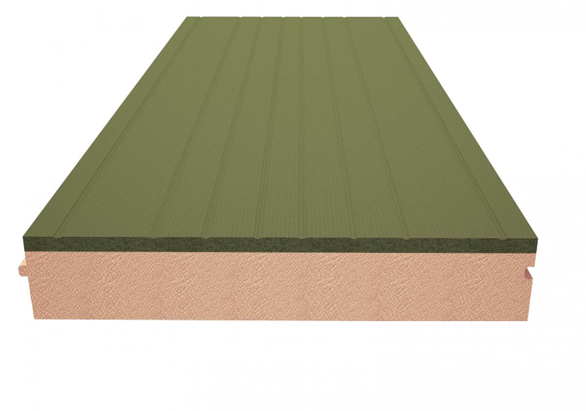 Panel aislante Solución completa aislamiento tejado: SIATE Onduline