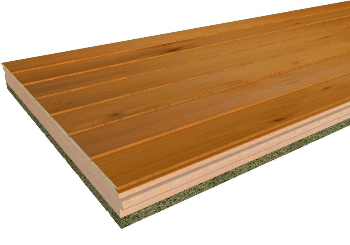 Panel Sandwich Ondutherm Aislamiento Cubierta Y Tejado