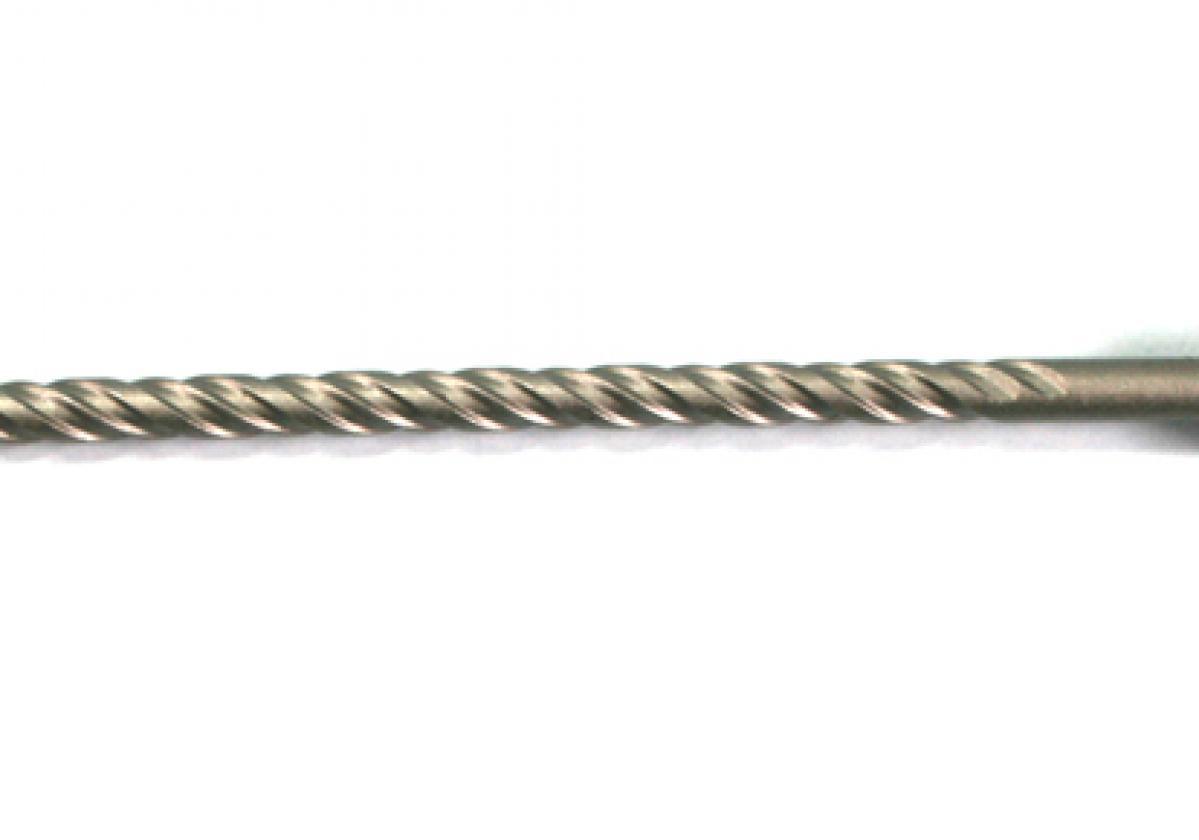 Broca SDS hormigón clavo taco Onduline 7, 9 y 13cm - detalle broca