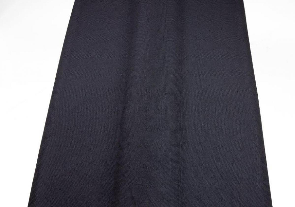 Cumbrera estándar teja asfáltica ligera ONDUVILLA pieza remate cumbrera color negro