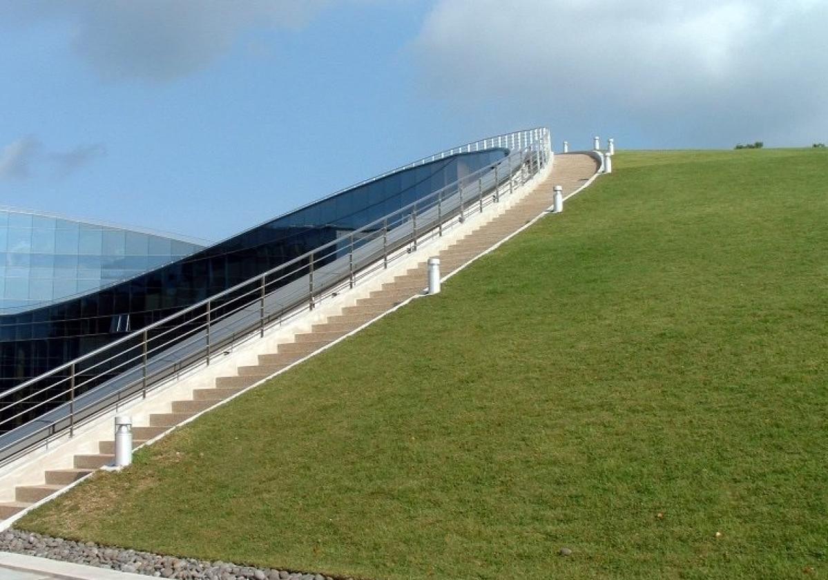 Sistema Impermeabilización Cubiertas Ecológicas Alwitra