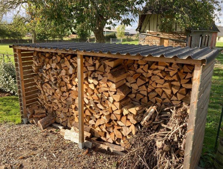 Ideas y consejos para construir un leñero de madera