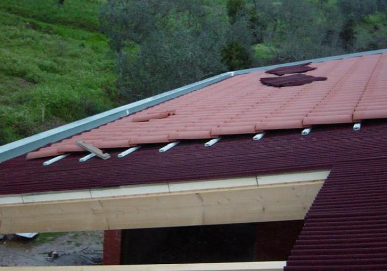 Sistema Integral Cubierta Ligera Onduline: impermeabilizacion y aislamiento tejado