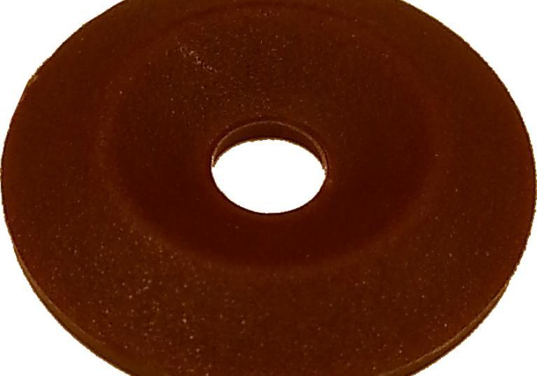 Arandela PVC Fijación placa asfáltica Onduline Bajo Teja - Impermeabilización tejado