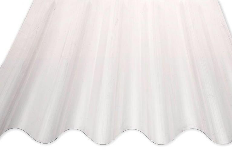 Placa policarbonato cubierta sistema rehabilitación cubierta fibrocemento ONDUCLAIR RENOV