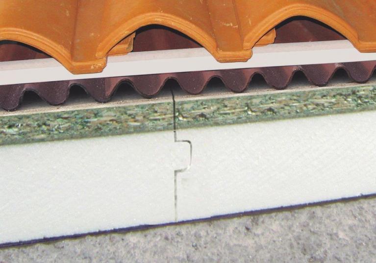 Sistema SIATE Onduline: Impermeabilización y Aislamiento Tejado por exterior