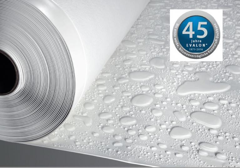 Lámina impermeabilización cubierta: EVALON de Alwitra, Onduline
